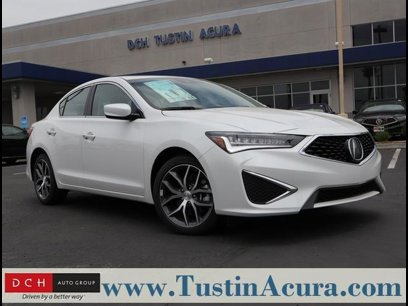 New 2020 Acura ILX w/ Premium Package - 533971504