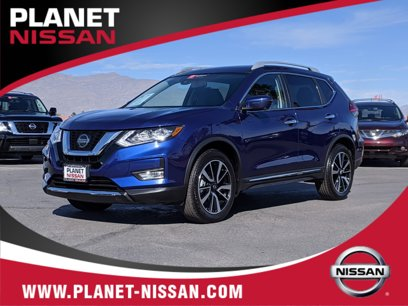 Certified 2020 Nissan Rogue FWD w/ Premium Package - 544274593
