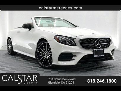 New 2020 Mercedes-Benz E 450 Cabriolet - 547061981