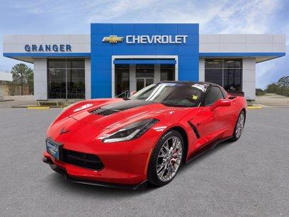 Certified 2016 Chevrolet Corvette Stingray Coupe - 588016890