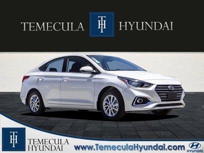New 2020 Hyundai Accent SEL - 552896713