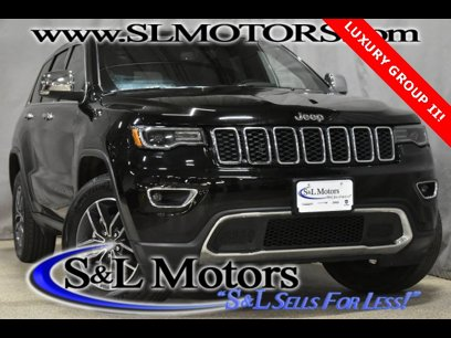 Certified 2019 Jeep Grand Cherokee Limited - 529779775