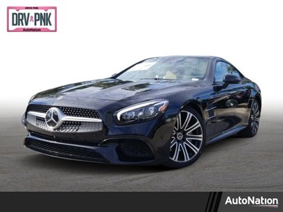 New 2019 Mercedes-Benz SL 450 - 501785326