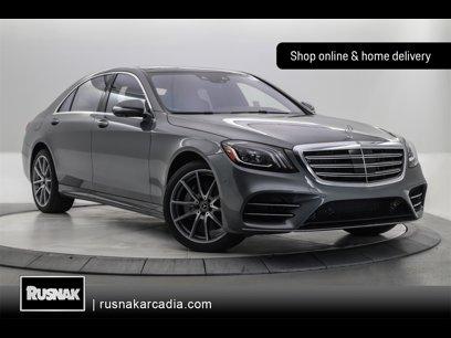 New 2020 Mercedes-Benz S 450 Sedan - 535757244