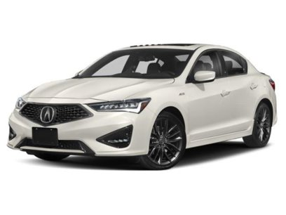 New 2020 Acura ILX w/ Premium & A-SPEC Package - 536469712