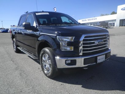 Certified 2016 Ford F150 4x4 SuperCrew - 534699280