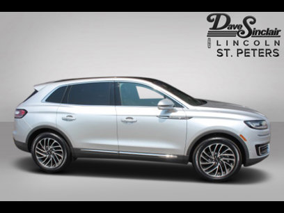 Used 2019 Lincoln Nautilus AWD Reserve - 509002881