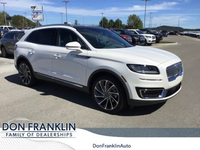 New 2019 Lincoln Nautilus AWD Reserve - 529165960