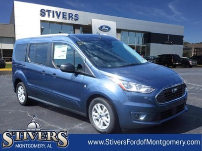 New 2020 Ford Transit Connect XLT Long Wheel Base Wagon - 522524239
