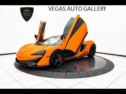 Used 2017 McLaren 570S Coupe - 543766095