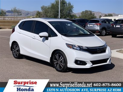 New 2020 Honda Fit EX - 543079114