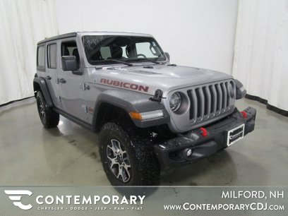 New 2020 Jeep Wrangler 4WD Unlimited Rubicon - 540707899