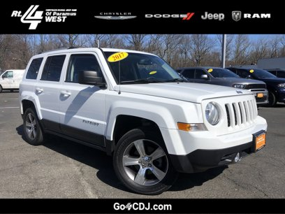 Certified 2017 Jeep Patriot 4WD Latitude - 546578288