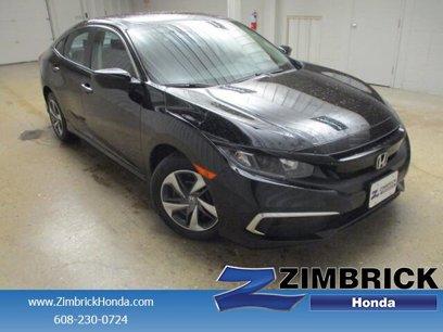 New 2020 Honda Civic LX Sedan - 567005159