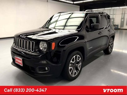 Used 2018 Jeep Renegade FWD Latitude - 542130580