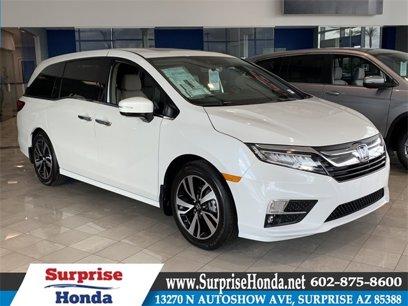 New 2020 Honda Odyssey Elite - 545727818