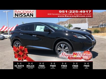 New 2020 Nissan Murano FWD S w/ Technology Package - 553658888