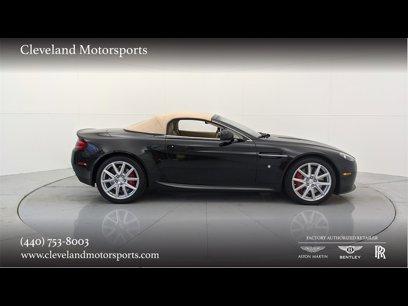Used 2014 Aston Martin V8 Vantage Roadster - 589484228