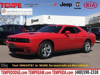 Certified 2017 Dodge Challenger SXT - 546316715