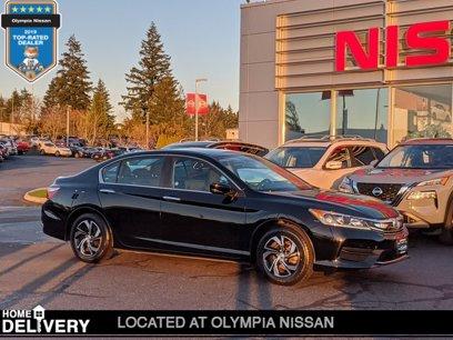 Used 2016 Honda Accord LX Sedan - 568601019
