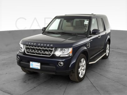 Used 2015 Land Rover LR4 HSE - 547405291