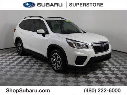 Certified 2020 Subaru Forester Premium w/ Popular Package #1 - 547628743