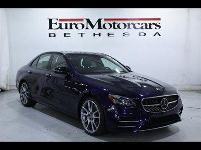 New 2020 Mercedes-Benz E 53 AMG 4MATIC Sedan - 537002606