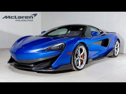 Used 2019 McLaren 600LT - 542529869