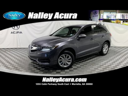 Used 2018 Acura RDX FWD w/ Technology Package - 570058716