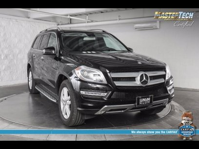 Used 2013 Mercedes-Benz GL 450 4MATIC - 569526562