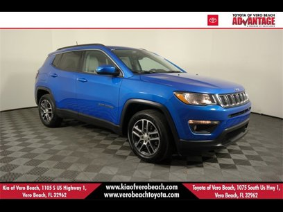 Used 2018 Jeep Compass Latitude - 544502967