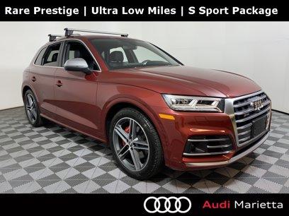 Certified 2019 Audi SQ5 Prestige w/ Prestige Package - 564653020
