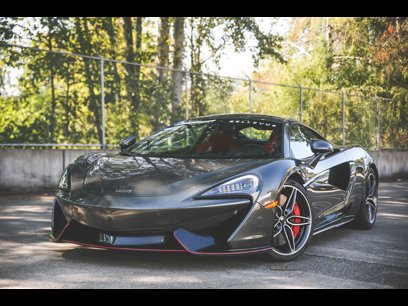 New 2019 McLaren 570S Coupe - 509255937