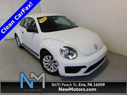 Certified 2017 Volkswagen Beetle 1.8T Coupe - 535514652