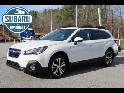 Certified 2019 Subaru Outback Limited - 543108526