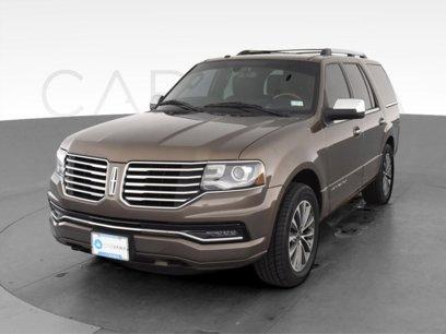 Used 2015 Lincoln Navigator 4WD - 548831365