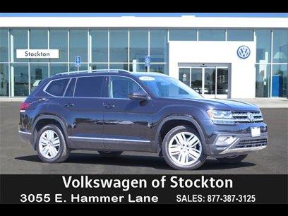 Certified 2018 Volkswagen Atlas 4Motion SEL Premium V6 - 524991599
