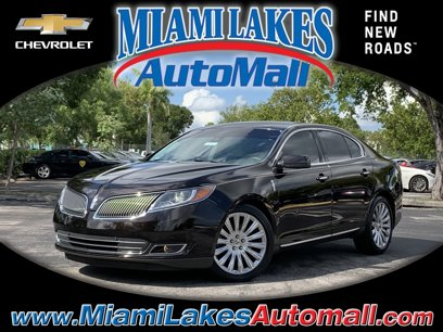 Used 2013 Lincoln MKS - 532292120