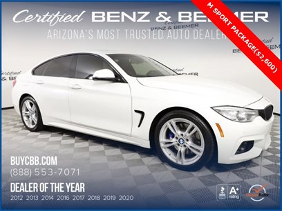 Used 2016 BMW 435i Gran Coupe - 546169866