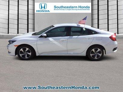 Certified 2019 Honda Civic LX Sedan - 560940707