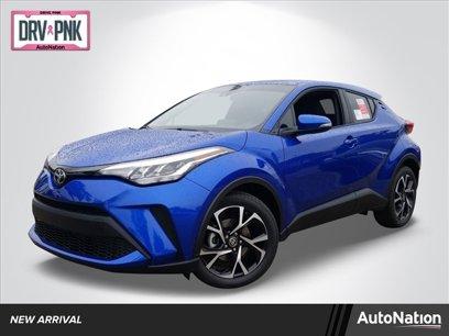 New 2020 Toyota C-HR XLE - 548545887