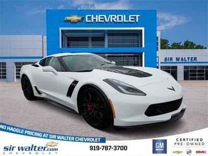 Certified 2019 Chevrolet Corvette Z06 Coupe w/ 2LZ - 534606489