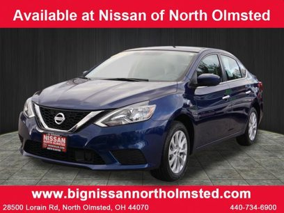 Certified 2019 Nissan Sentra - 537261404