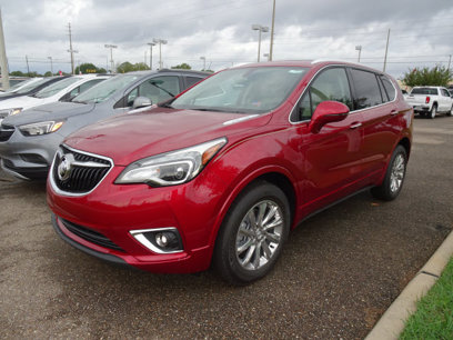 New 2020 Buick Envision AWD Essence - 529386702