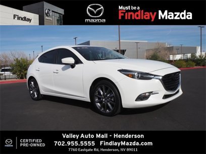 Certified 2018 MAZDA MAZDA3 Grand Touring Hatchback - 540092000