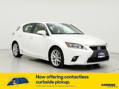 Used 2016 Lexus CT 200h - 569909000