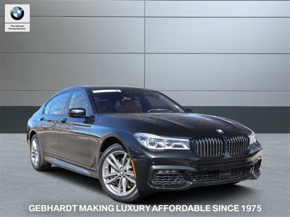 Certified 2017 BMW 750i xDrive - 544747916