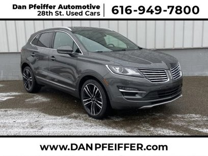 Certified 2017 Lincoln MKC AWD Reserve - 542285009