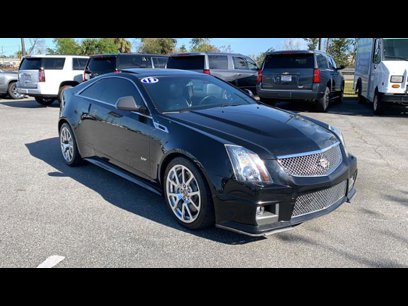 Used 2012 Cadillac CTS V Coupe - 534502608