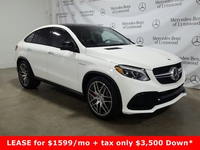 Certified 2019 Mercedes-Benz GLE 63 AMG S 4MATIC Coupe - 528760913